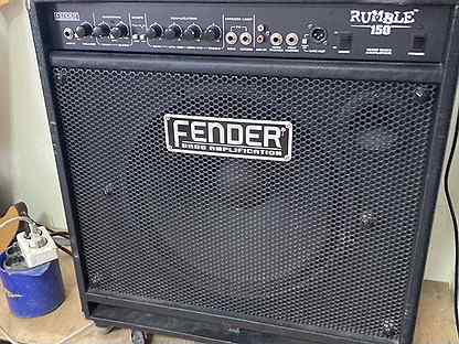 Fender Rumble 150 басовый комбо