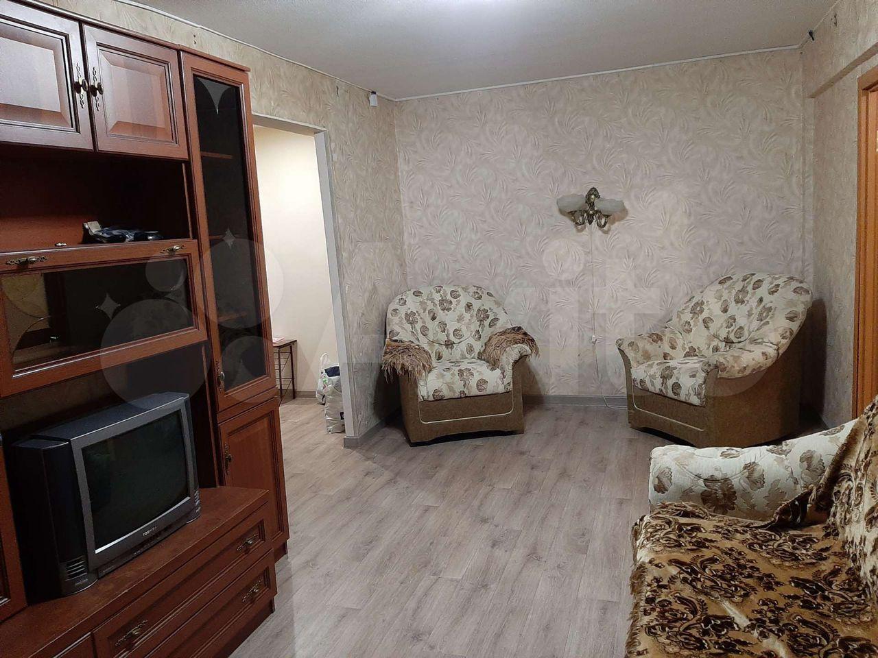 2-к квартира, 44 м², 2/5 эт.  89532657500 купить 3