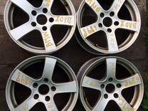 Красивые японские диски на BMW