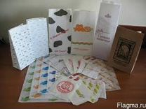 Упаковка из бумаги для «фаст-фуда»