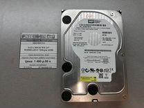 """Жесткий диск SATA WD Caviar 500Gb 3,5"""" — Товары для компьютера в Краснодаре"""