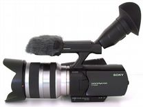 Видеокамера Sony NEX-VG10