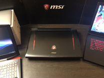 New MSI GT75 8RG Titan i7-8750H/16Гб/1080 8GB MXM