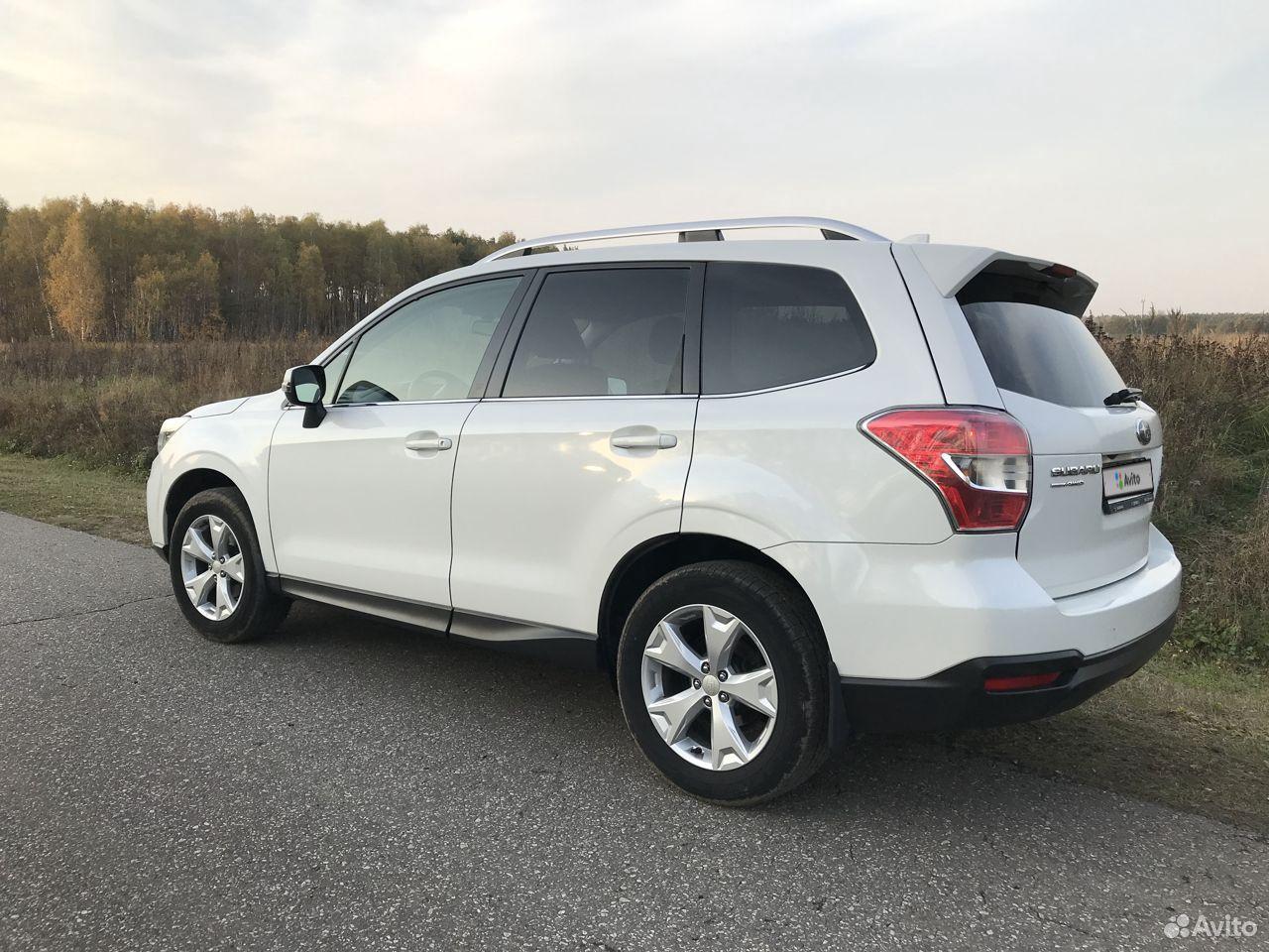 Subaru Forester, 2015  89345556048 купить 1