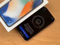 iPhone X 256Gb Ростест На Гарантии