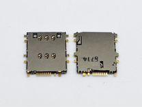 Считыватель SIM карты Samsung P5200/T110/T210/T310