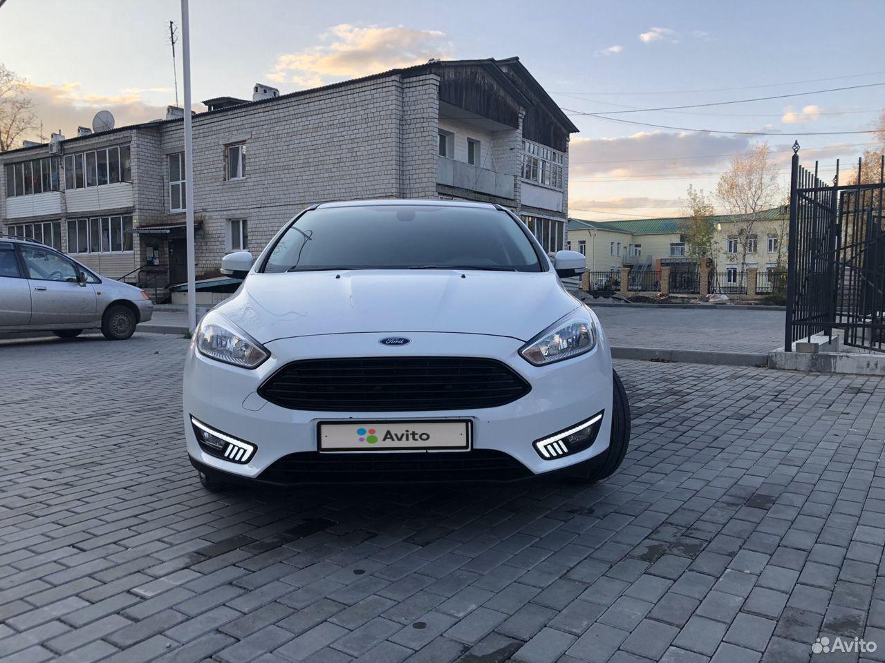 Ford Focus, 2016  89098114508 купить 5