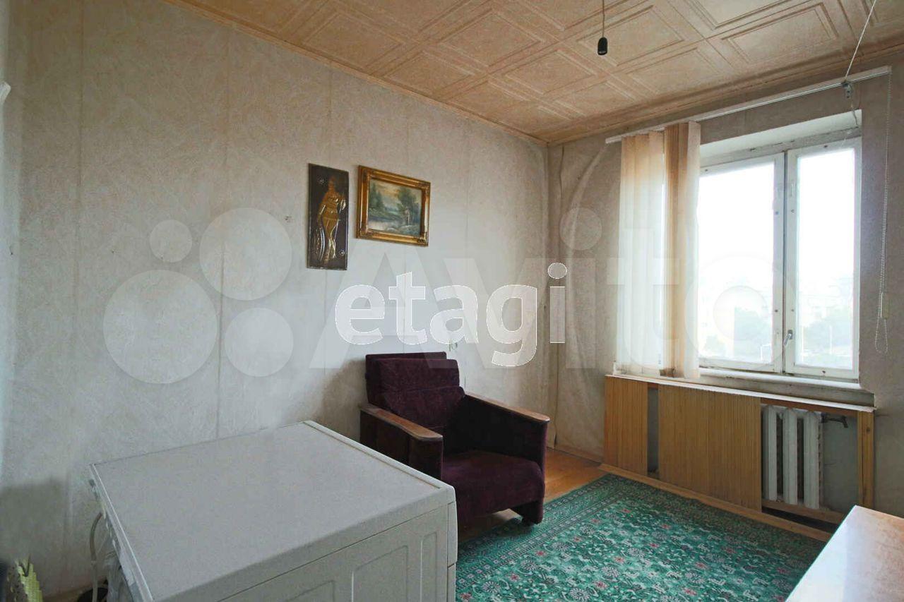 3-к квартира, 58 м², 5/5 эт. 89097993348 купить 6