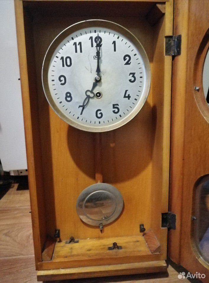 Часы настенные очз без боя  89870820216 купить 2