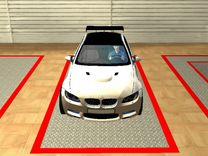 Машина из кар паркинг