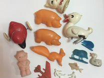Мелкие игрушки СССР