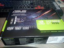 GT1030 2Gb DDR5 Asus новая