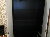 Шкаф Икеа Пакс зеркальный 200х100х60см