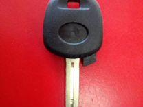 Ключ зажигания toyota с чипом G — Запчасти и аксессуары в Краснодаре