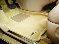 Авточехлы из экокожи Автопилот, ковры в салон
