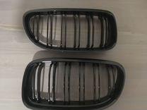 Решетка радиатора на BMW E 90 кузов - рестайлинг