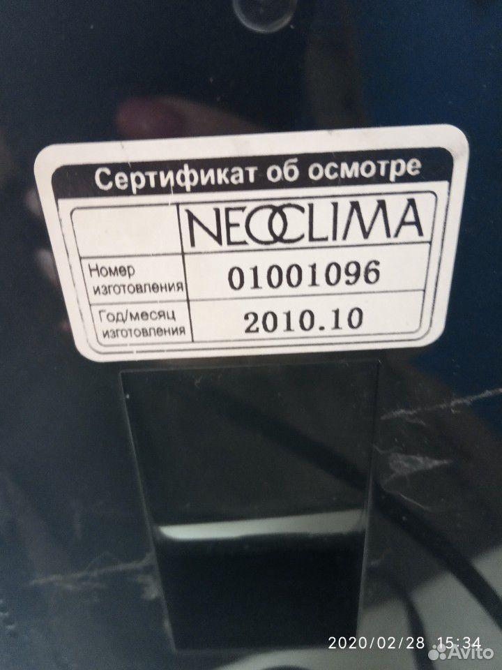 Увлажнитель воздуха neoclima