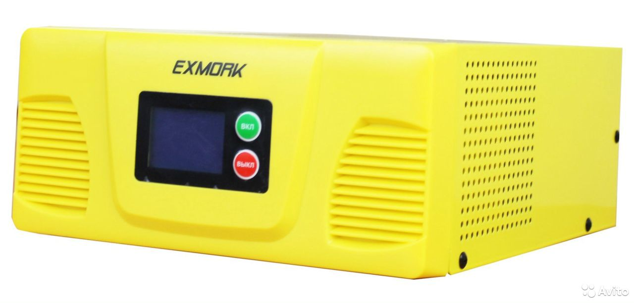 Ибп для газовых котлов Exmork NB-Y300W (300 ватт)