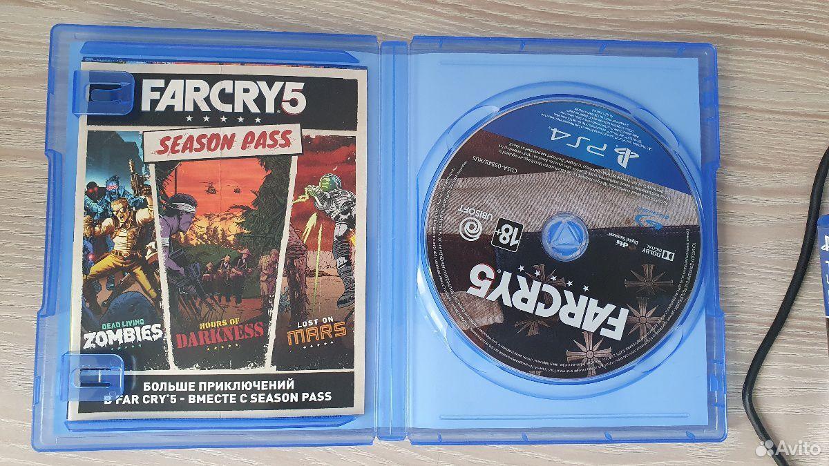 Игра для приставки Far Cry 5 Ps4  89831012937 купить 2