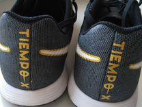 Продаю кожаные шиповки Nike оригинал