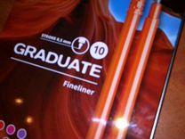 """Lyra капиллярные ручки """"Graduate Fineliner"""""""