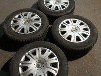 Комплект колес R15 для Skoda A5