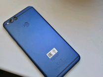 Смартфон Honor 7x 64Gb (синий)