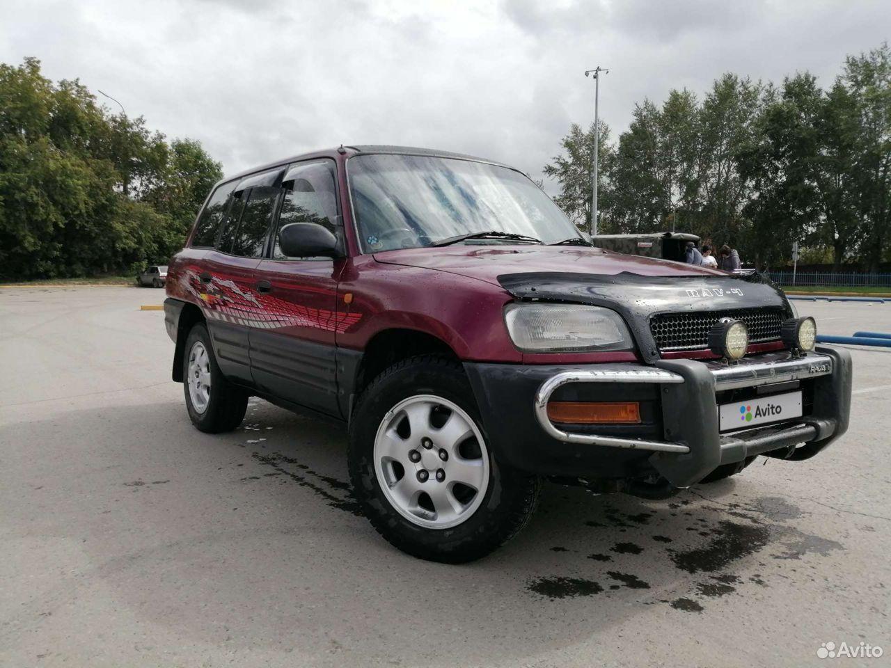 Toyota RAV4, 1996  89134506233 купить 7