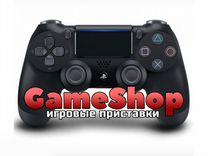 Геймпад PS4 Черный (Оригинал) Продажа