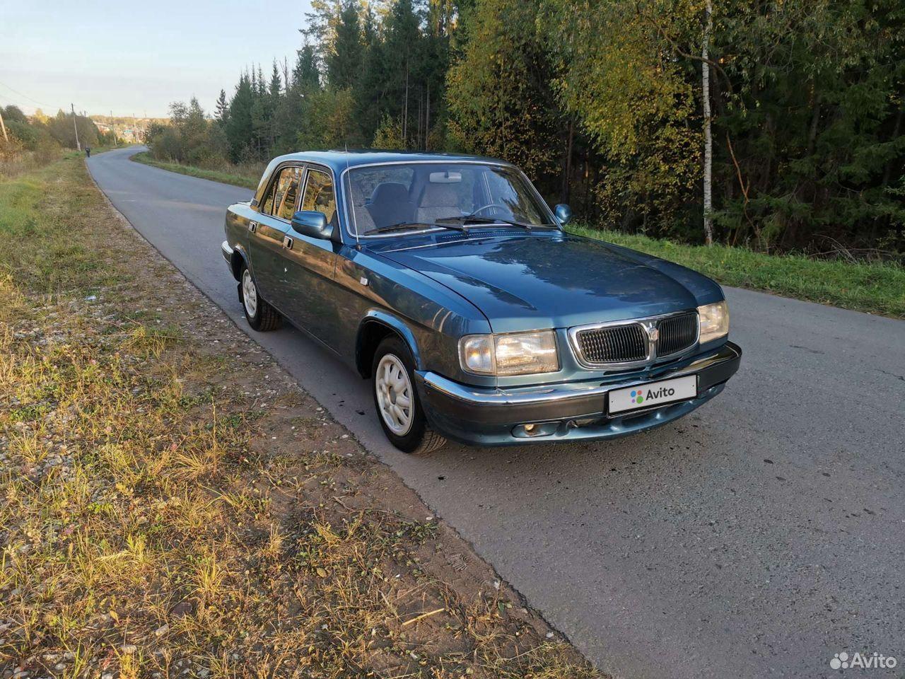 ГАЗ 3110 Волга, 2003  89090546418 купить 4