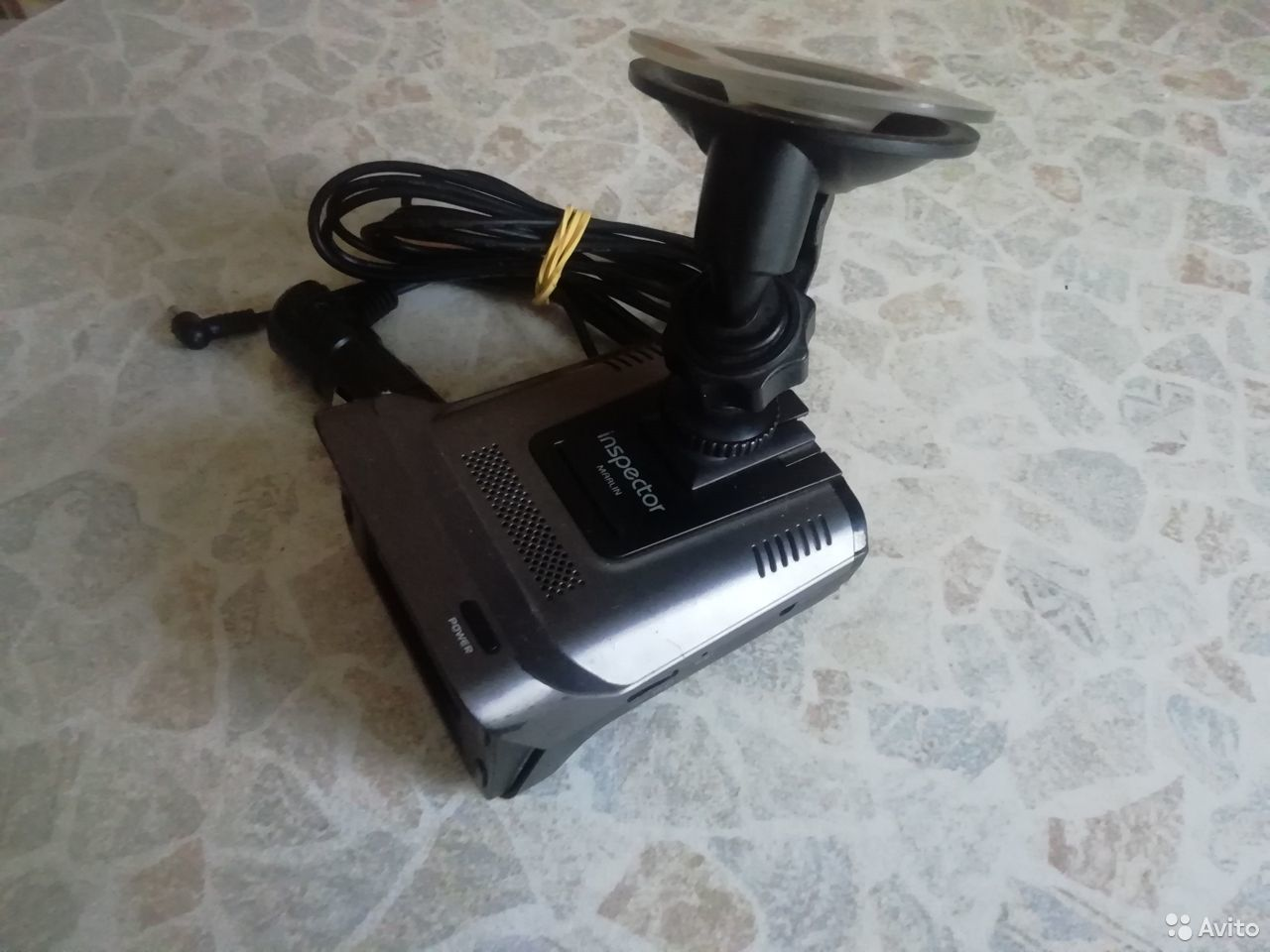 Автомобильный видеорегистратор Inspector Marlin  89231912777 купить 6