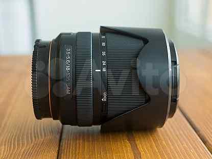 Sony DT 18-135 mm f/ 3.5-5.6 SAM