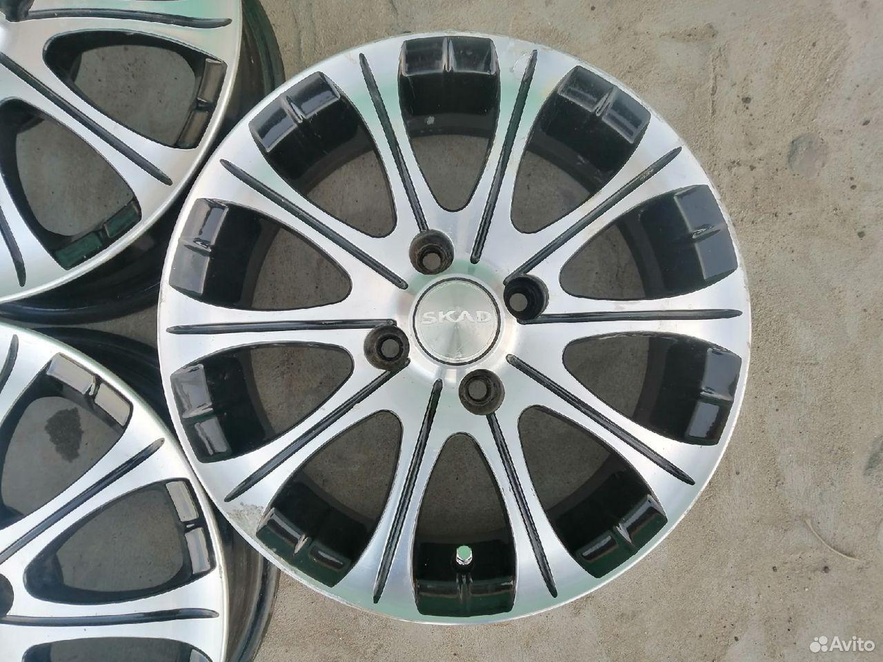 Литые диски Skad R14 4x98 на Ваз/Датсун