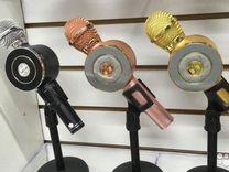 Караоке-микрофон Micgeek + наушники Monster Beats