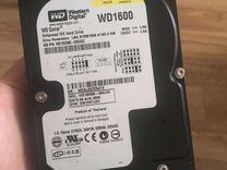 IDE WD 160 GB — Товары для компьютера в Краснодаре