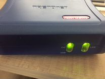 Принтсервер Trendnet TE100-P1U