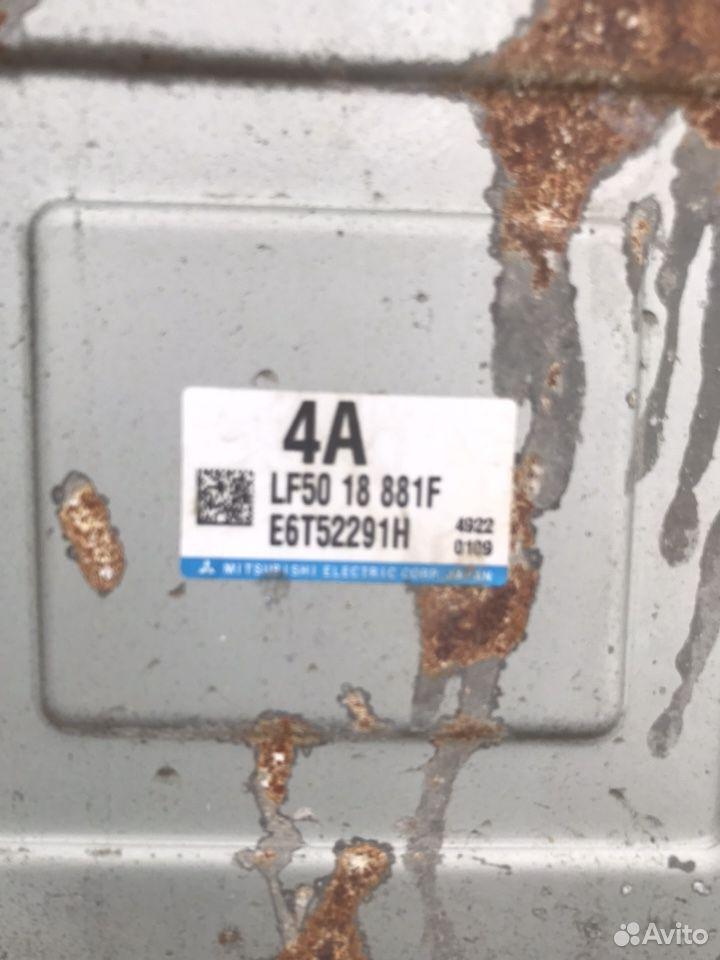 89644905044  Эбу блок управления двигателем Mazda 3bk 2.0