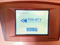 Синтезатор korg - trinity