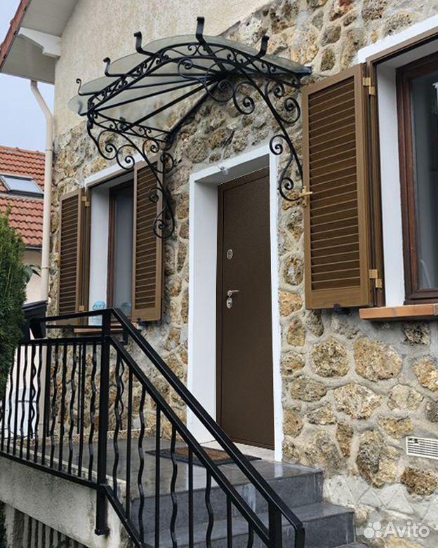 Уличная дверь для дома  89519123260 купить 1