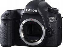 Canon 6D (wi-fi & gps)