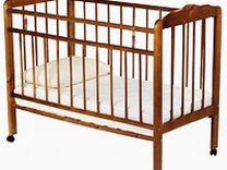 Продам детскую кроватку, без матраса