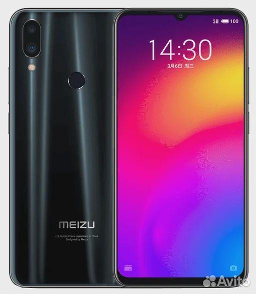 Meizu note 9. 4GB 64GB новый на гарантии+страховка