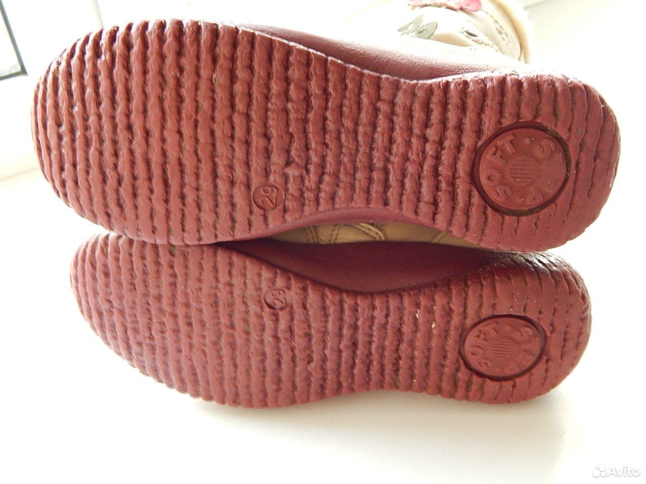 Сапоги кожаные, теплые  89614983783 купить 6