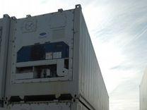 Рефконтейнер carrier 2008 г. 40 Ф. без/пр