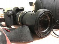 Canon 550D + объектив Tamron 18-270mm f3.5-6.3