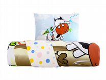 Комплект в кровать Турция хлопок постельное