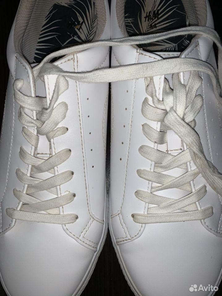 Кеды кроссовки мужские hm  89787713012 купить 3
