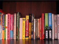 Продам 5 книг новых. Худ. литература