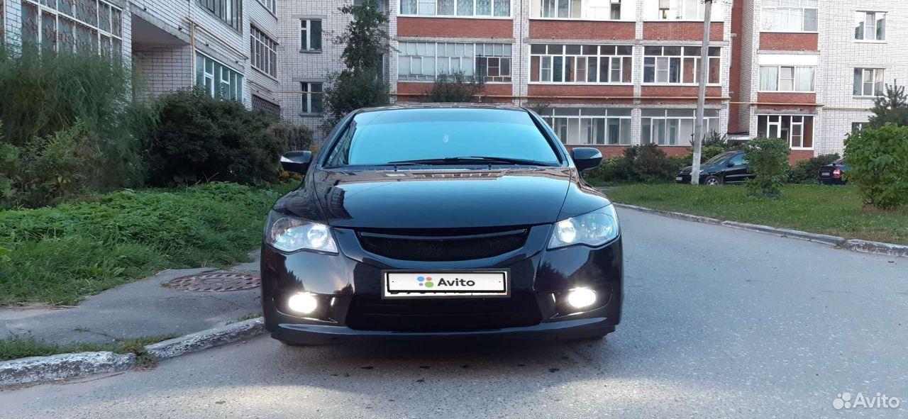 Honda Civic, 2009  89613336735 купить 5