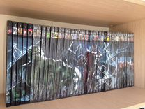 Коллекция комиксов Marvel